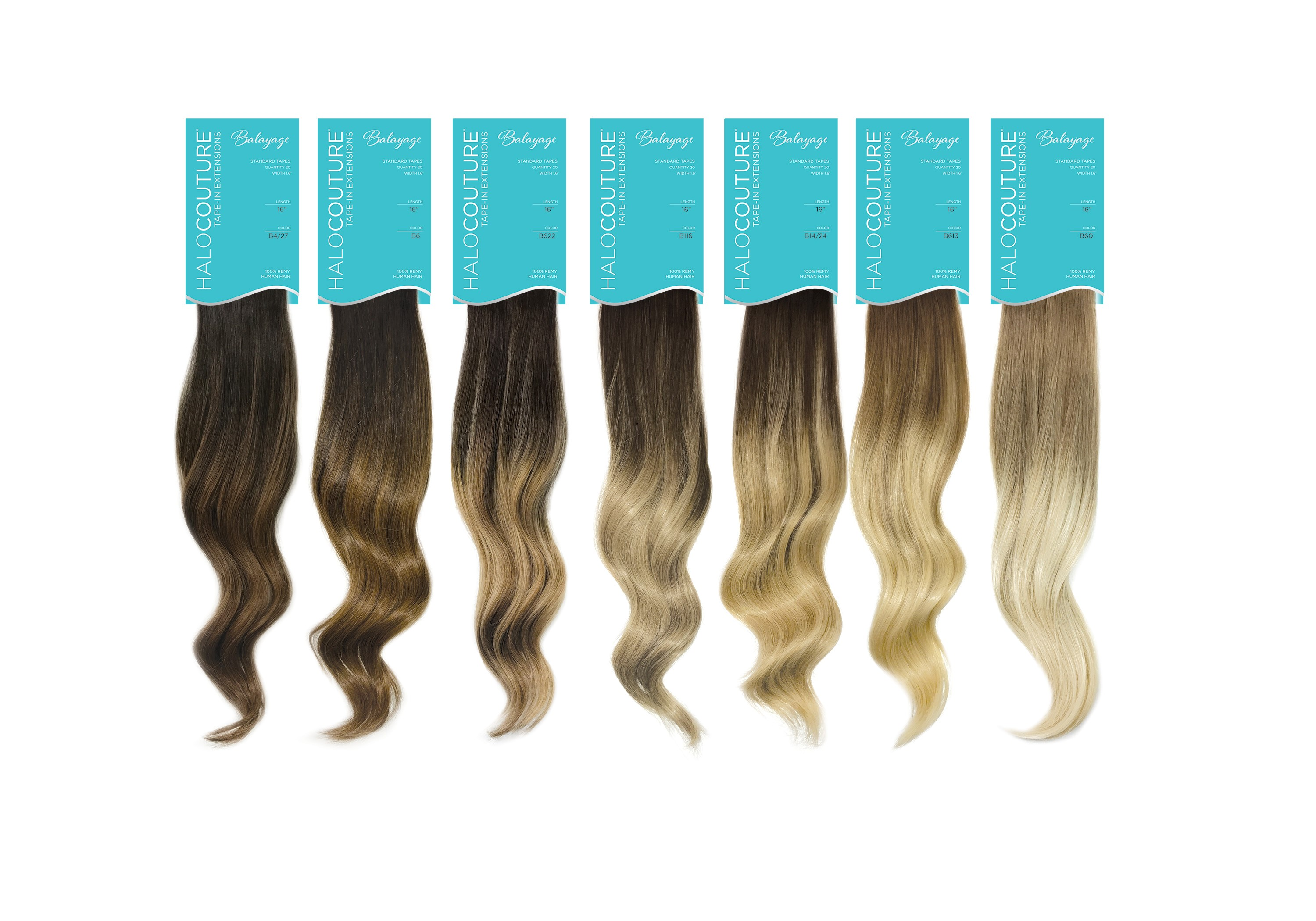 Halocouture Professional Tape In Extensions Extensions