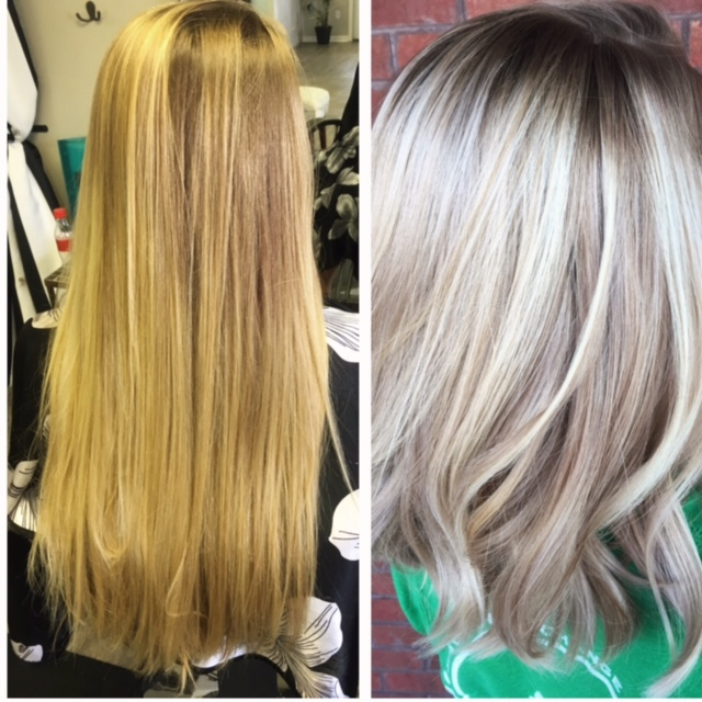 Makeover: 3 Steps to an Icy Blonde