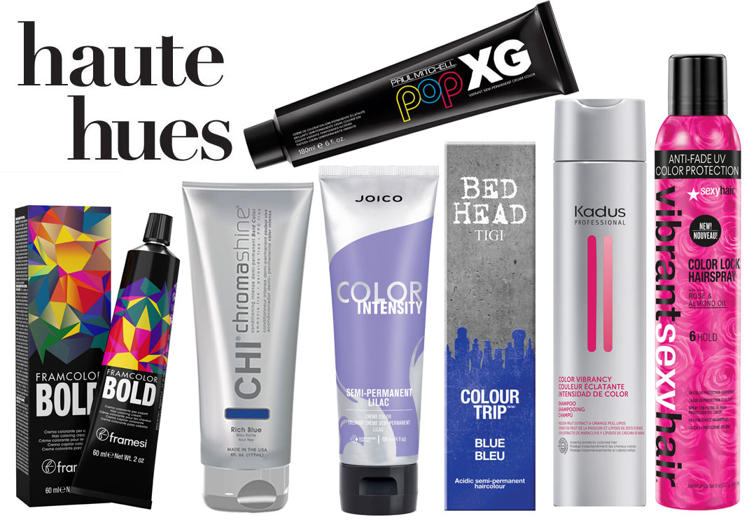 Trending For Solo Artists: Haute Hues