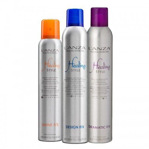 Clean Air Formulas: L'Anza products have reduced VOC's and contain no ozone-depleting ingredients. According to the company, they meet strict clean air standards mandated by global environmental regulatory organizations.