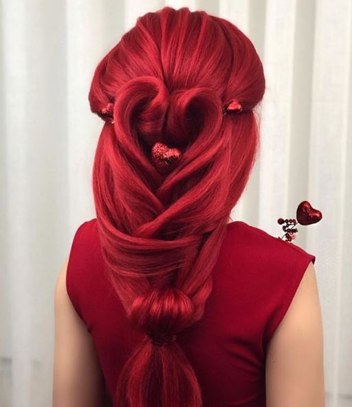 How-To: Romantic Valentine's Hairstyle