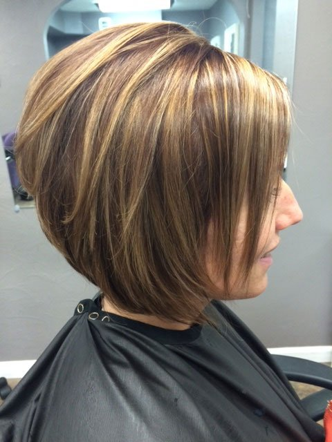 HOW TO: The Classic Bob With Classic Highlights
