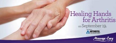 Healing Hands for Arthritis