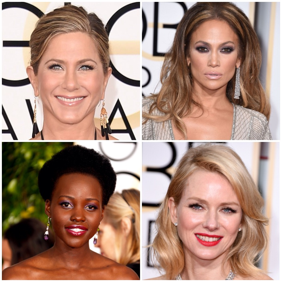 Makeup Hits and Misses, Golden Globes 2015