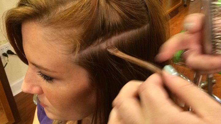 HOW-TO: Chemical-Free Highlights and Hair Color to Avoid Breakage