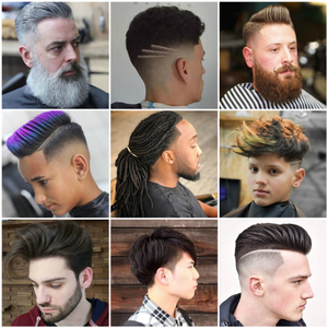 Men on a Mission: 9 On-Trend Men's Grooming Looks from Instagram