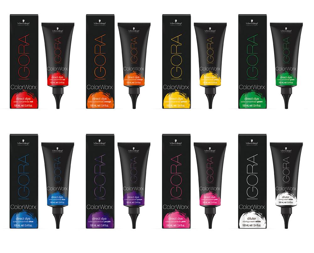 IGORA ColorWorx by Schwarzkopf Professional