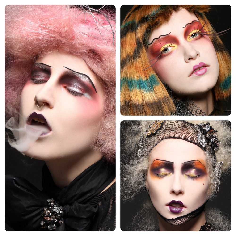 <strong>Makeup Artist: </strong>Florencia Taylor, London ON