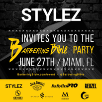 Stylez App Teams Up with Barbering Bible