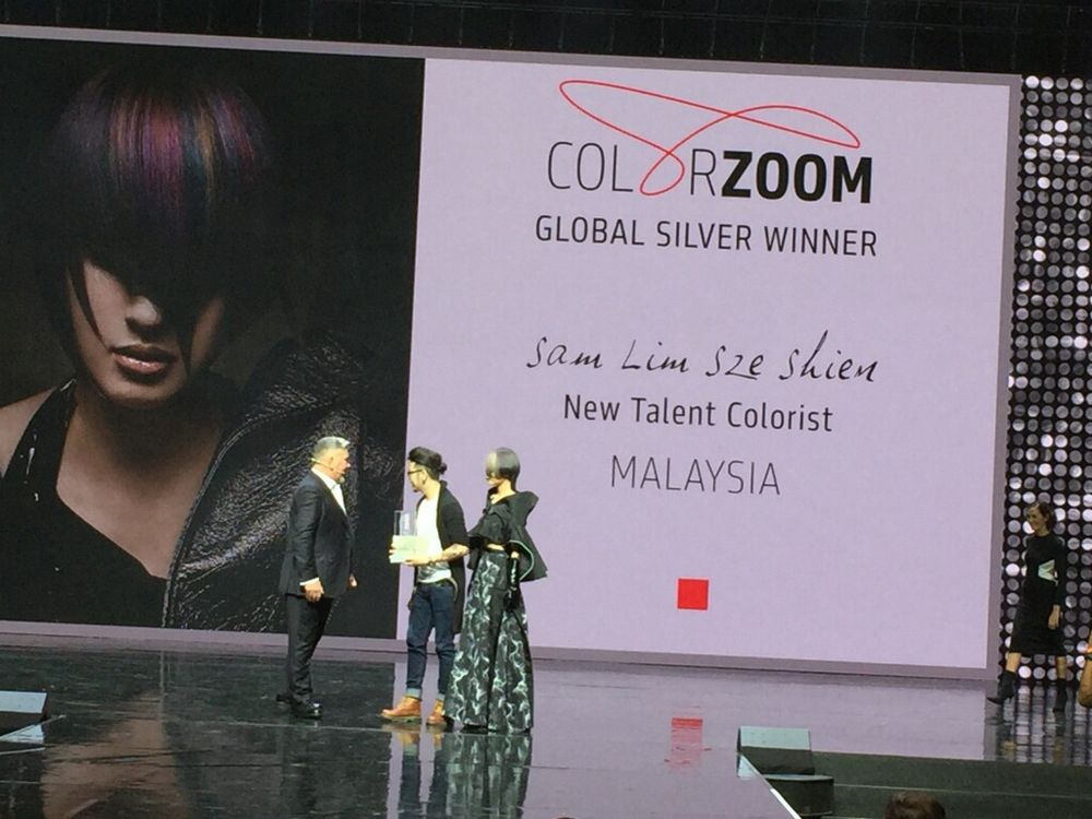<strong>Silver New Talent Colorist:</strong> Sam Lim Sze Shien, Malaysia