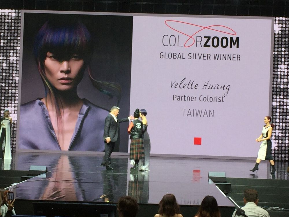 <strong>Silver Partner Colorist:</strong> Velette Huang, Taiwan
