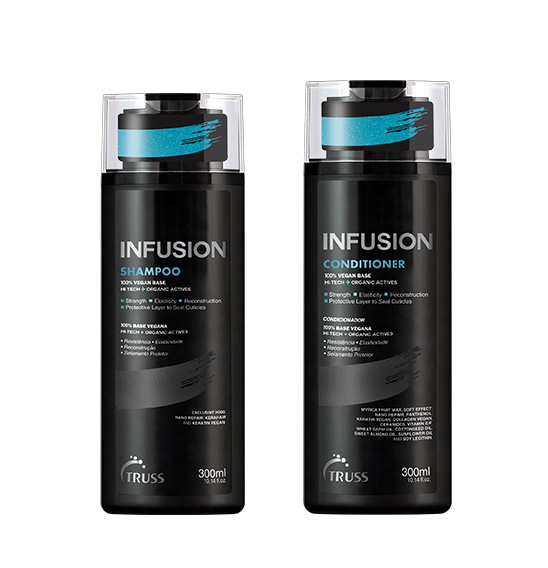 Truss Professional's INFUSION Shampoo & Conditioner