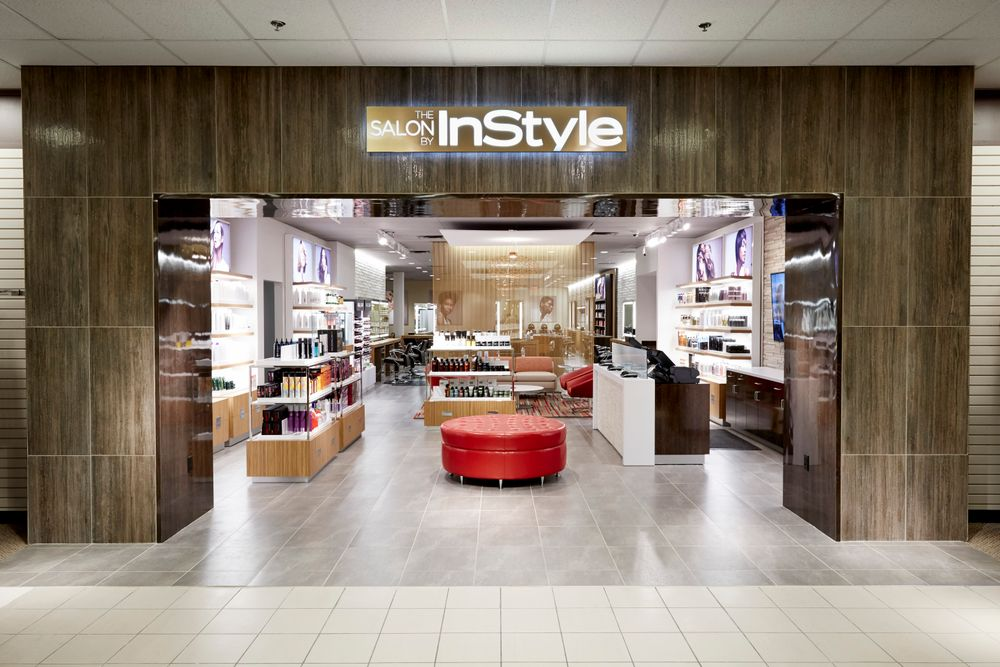 The Salon by InStyle helps JCPenney attract a younger, fashion-forward shopper.