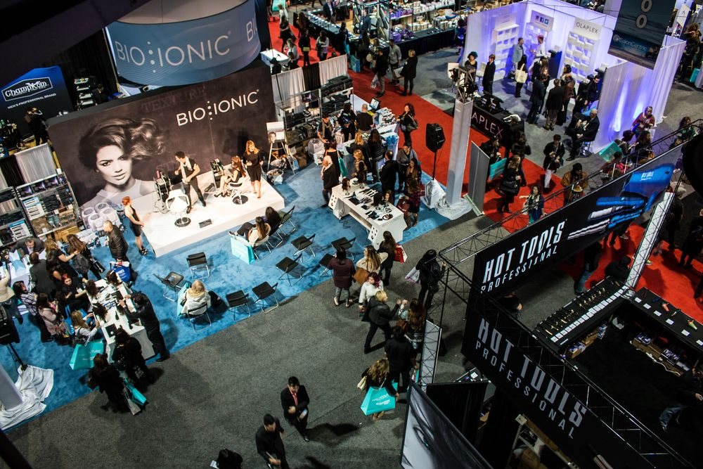 This year, ISSE will feature more than 400 top salon and spa product manufacturers from around the world.