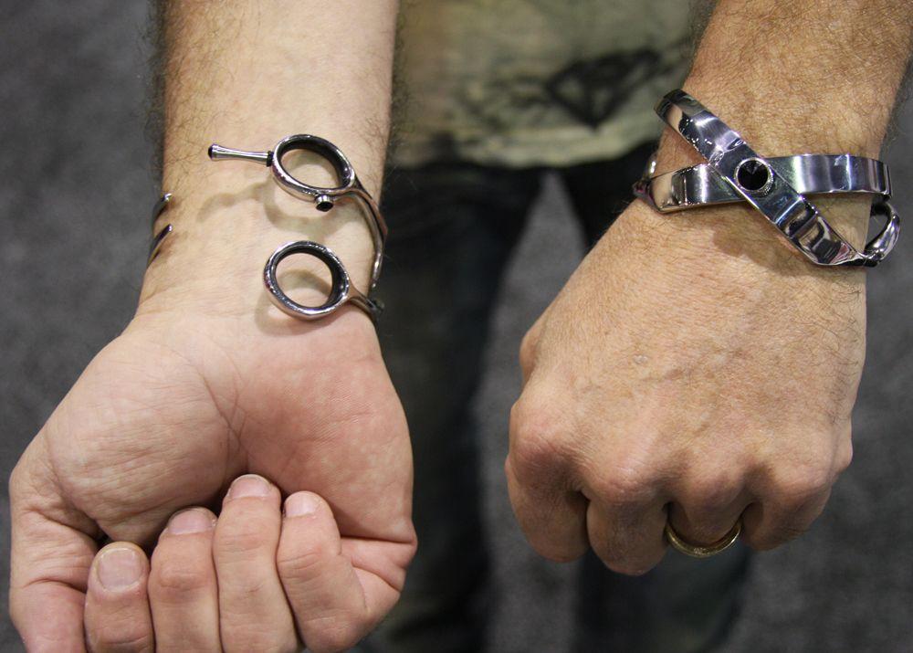 Shear Bracelets!