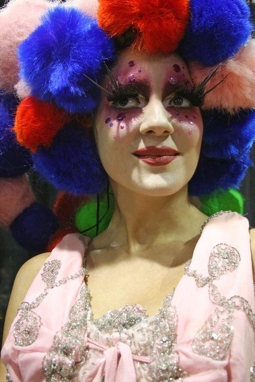 Lisa Yamasaki Mystic Fantasy Hair Presentation