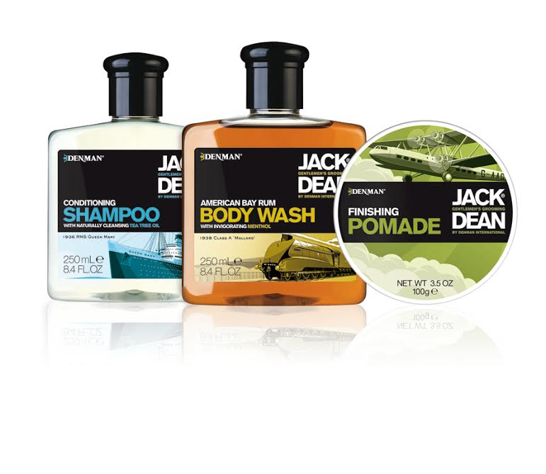 Jack Dean's Gentleman Grooming Collection