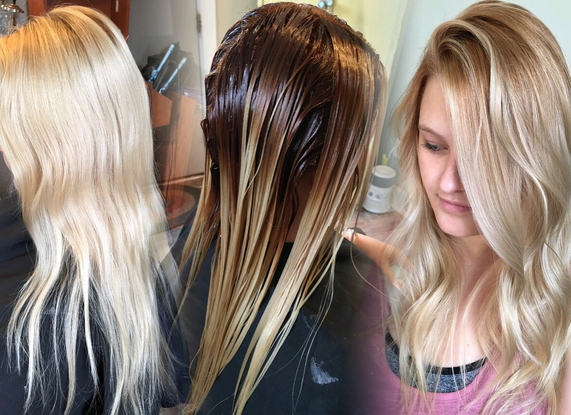 Makeover Going From Elsa To A More Natural Blonde