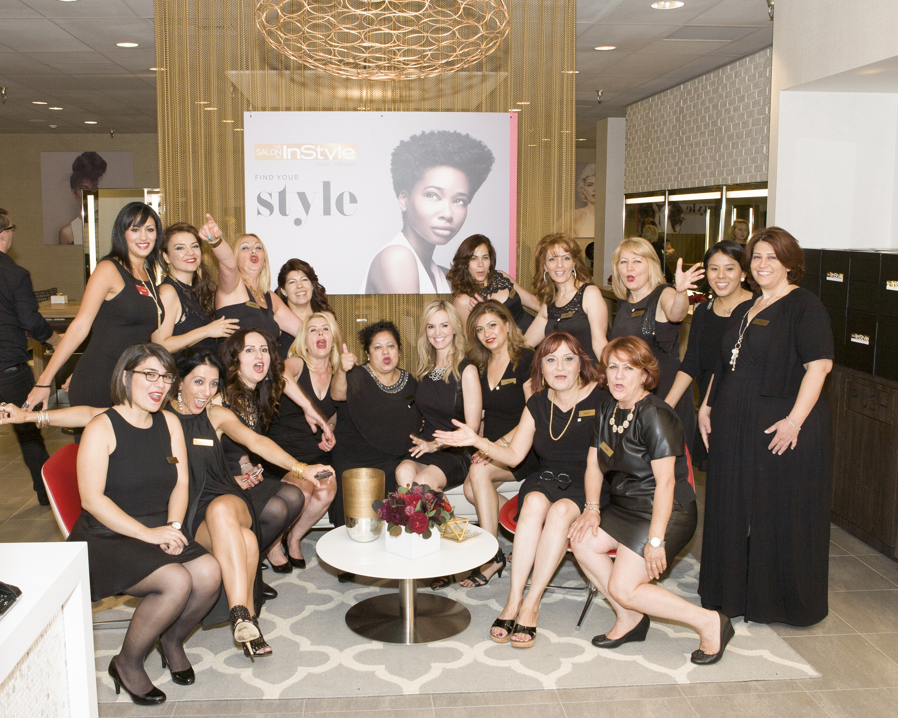 FIRST LOOK: The NEW Salon by InStyle Inside JCPenney