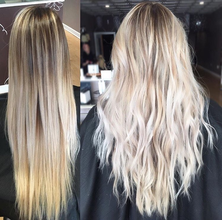 COLOR CORRECTION: Uneven and Faded to a Softer Blend