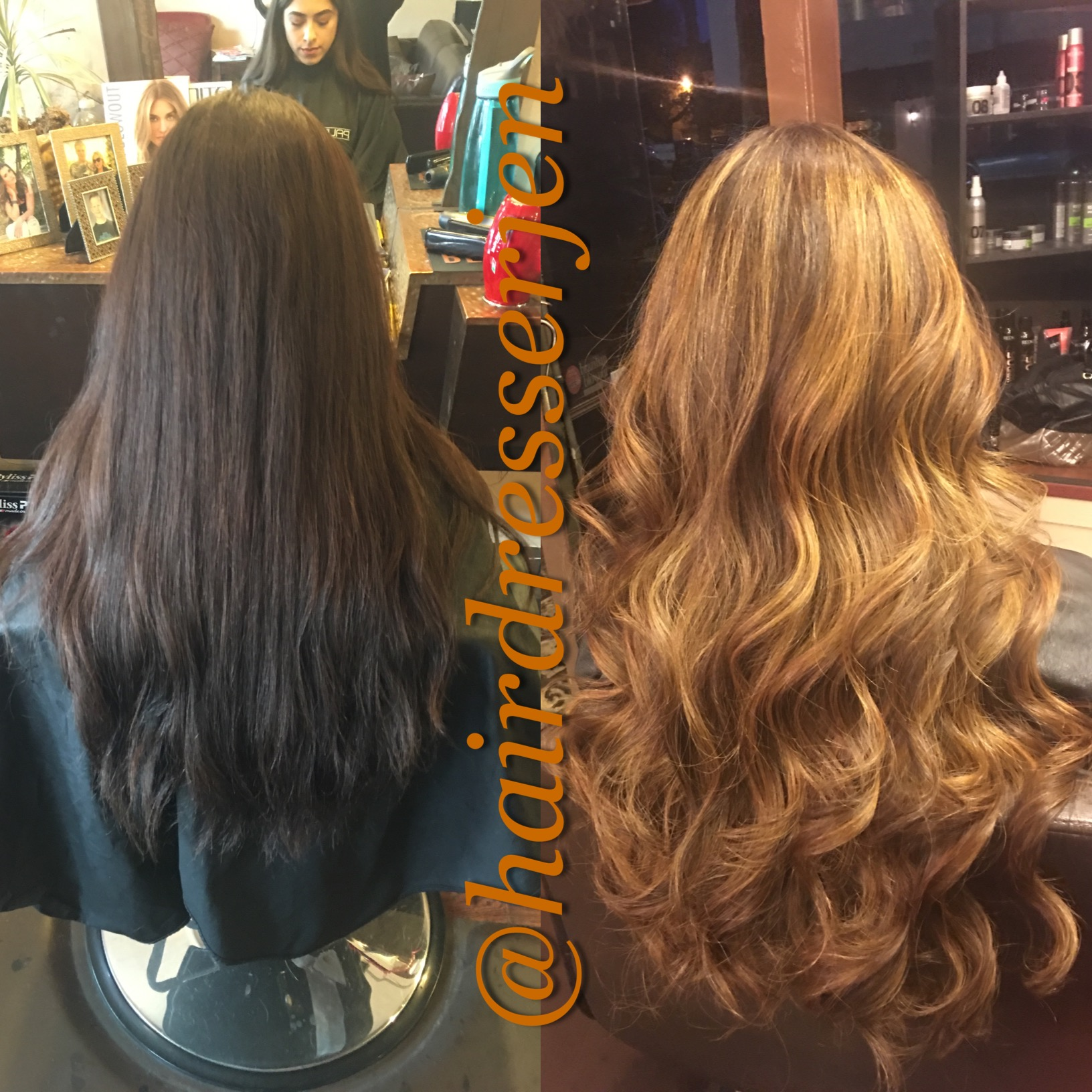 BOX TO WOW: Balayage For Caramel Dimension