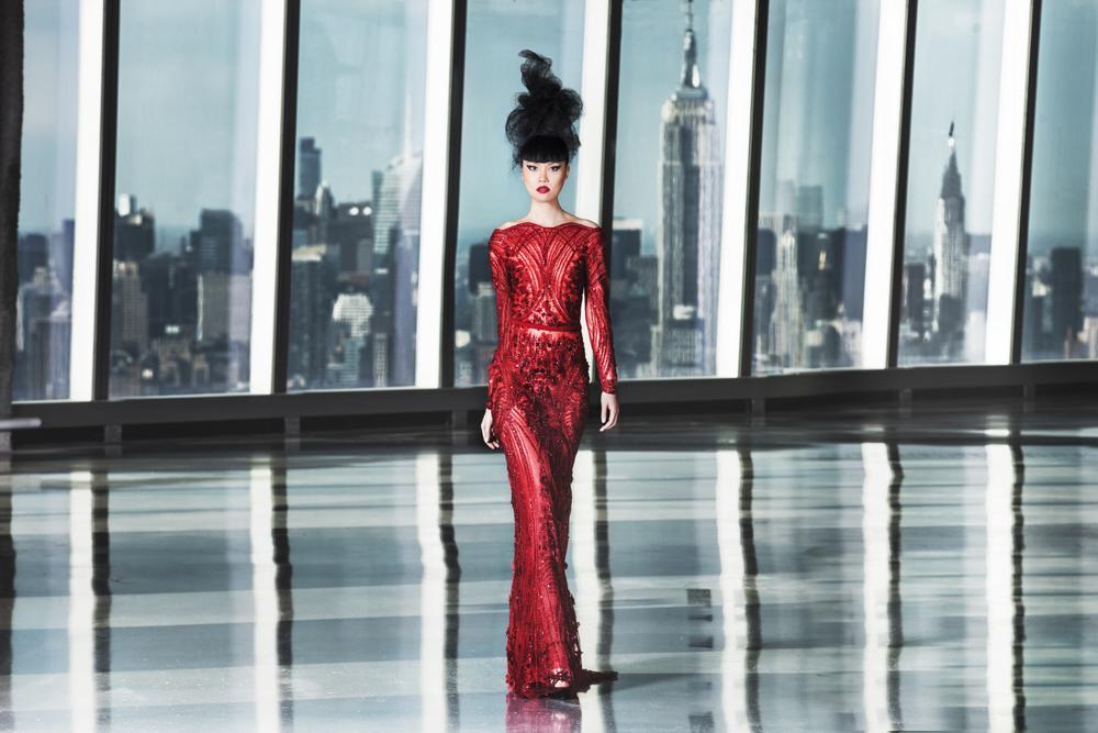 NYC, fashion by Ziad Nakad