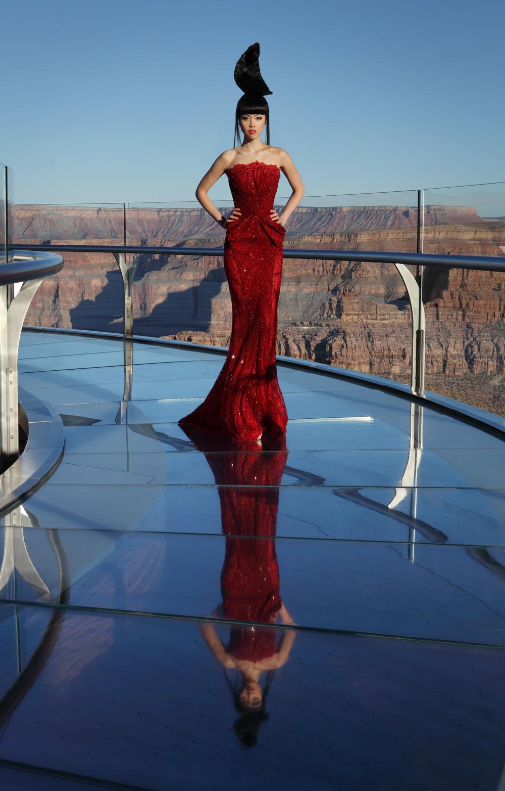 GRAND CANYON, fashion by Ziad Nakad