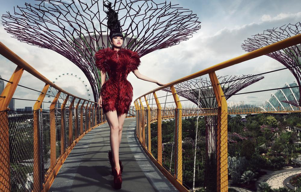 SINGAPORE, fashion by Serkan Cura