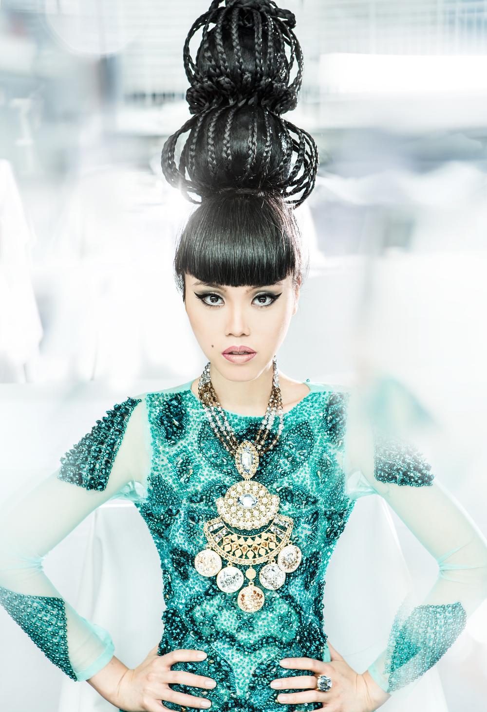 NYC, fashion by Syeda Amera & Sonia Heilbron