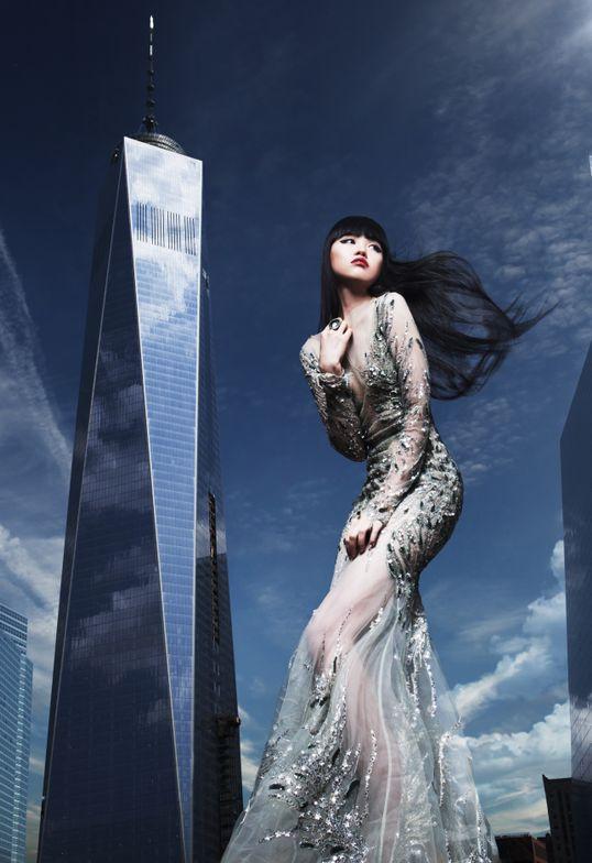 NYC - fashion by Ziad Nakad & Cristina Sabatini