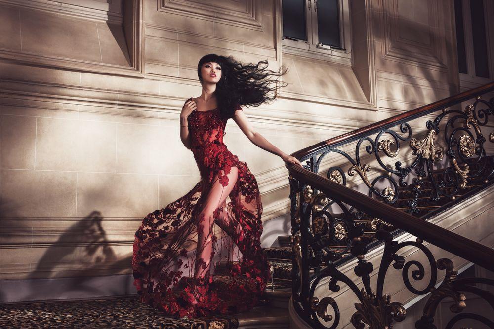 PARIS - fashion by Hoang Hai & Montblanc