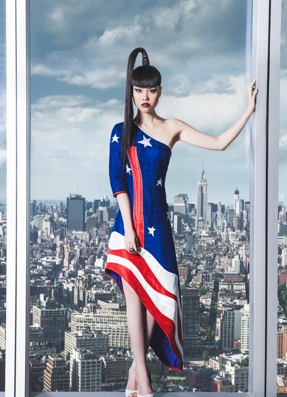 NYC, fashion by Chula & Cristina Sabatini