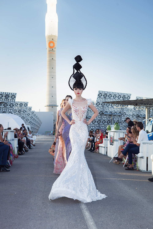 GEMSOLAR SPAIN: fashion by Hoang Hai