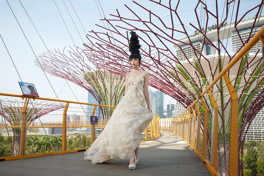 SINGAPORE: fashion by Ziad Nakad