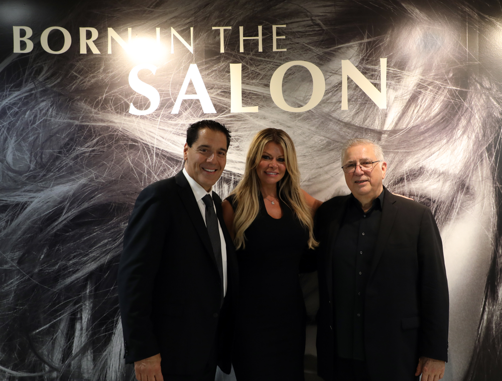 DePasquale Companies President, Joe Mastalia, Guest, Dana Persico, founder and chief executive officer of the Nail & Skin Institute and DePasquale Companies CEO and Founder, Carmen DePasquale