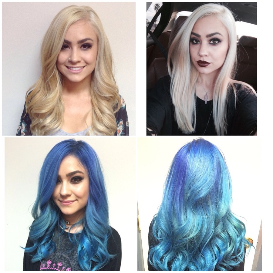 WOW: Golden To Platinum To Dimensional Purple/Blue