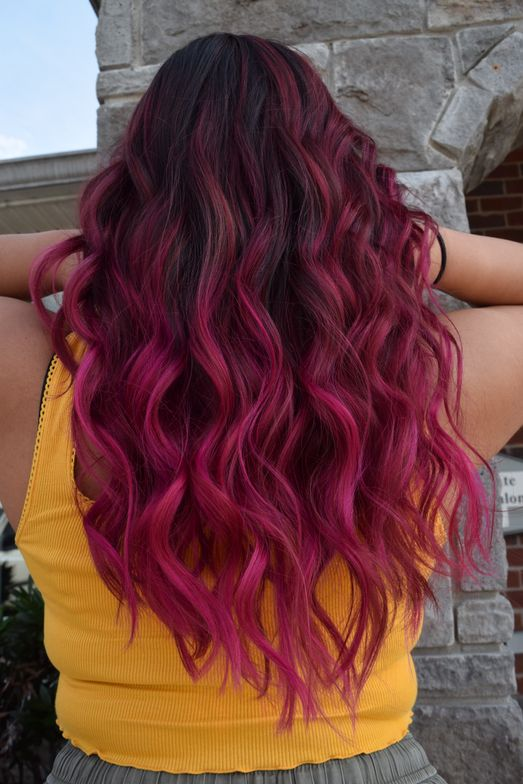 Hair color by<strong>Josh Boynton.</strong>