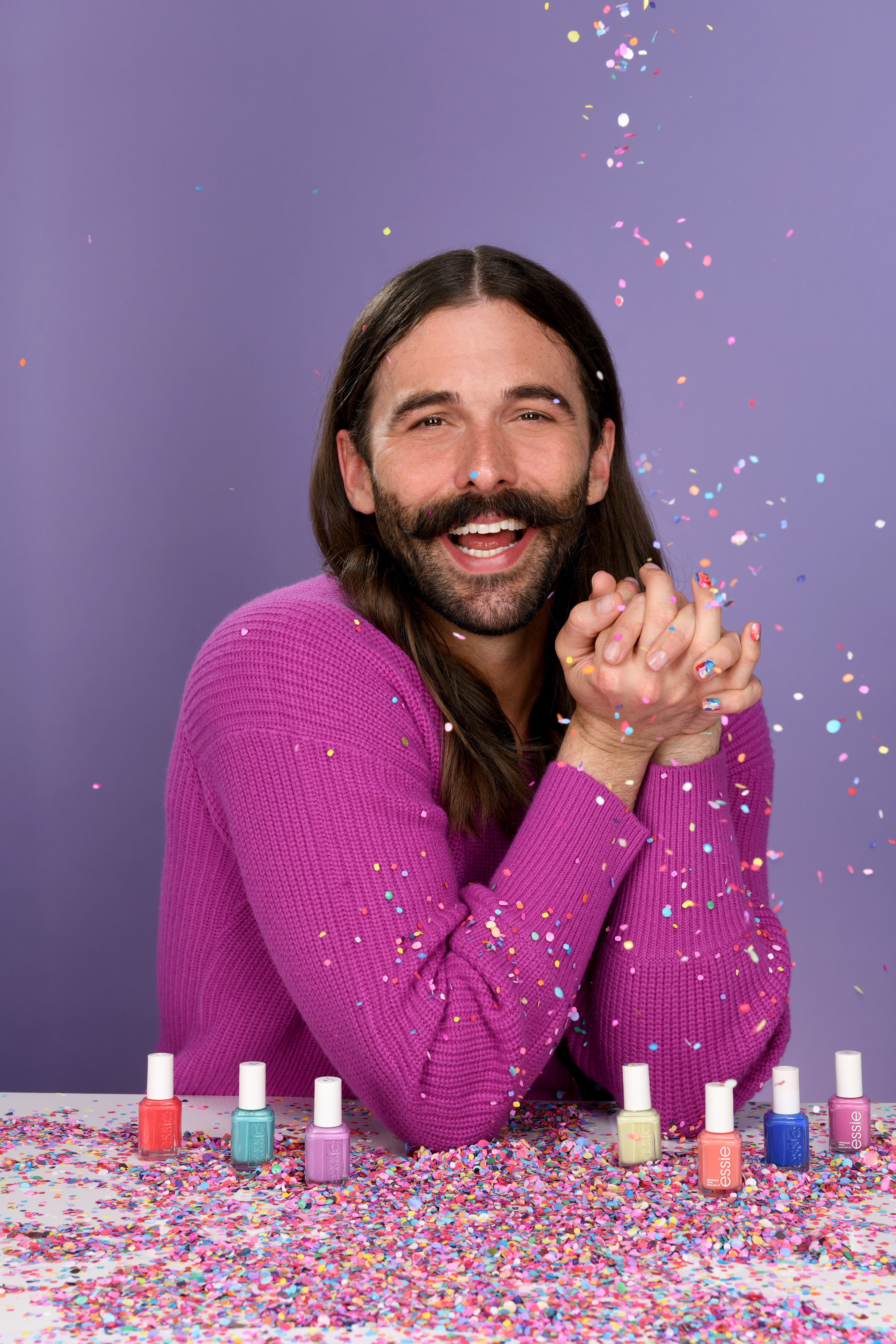 Essie Partners with Jonathan Van Ness for Pride Month