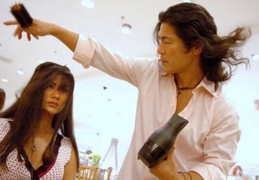 Master Hairstylist Katsumi Kasai