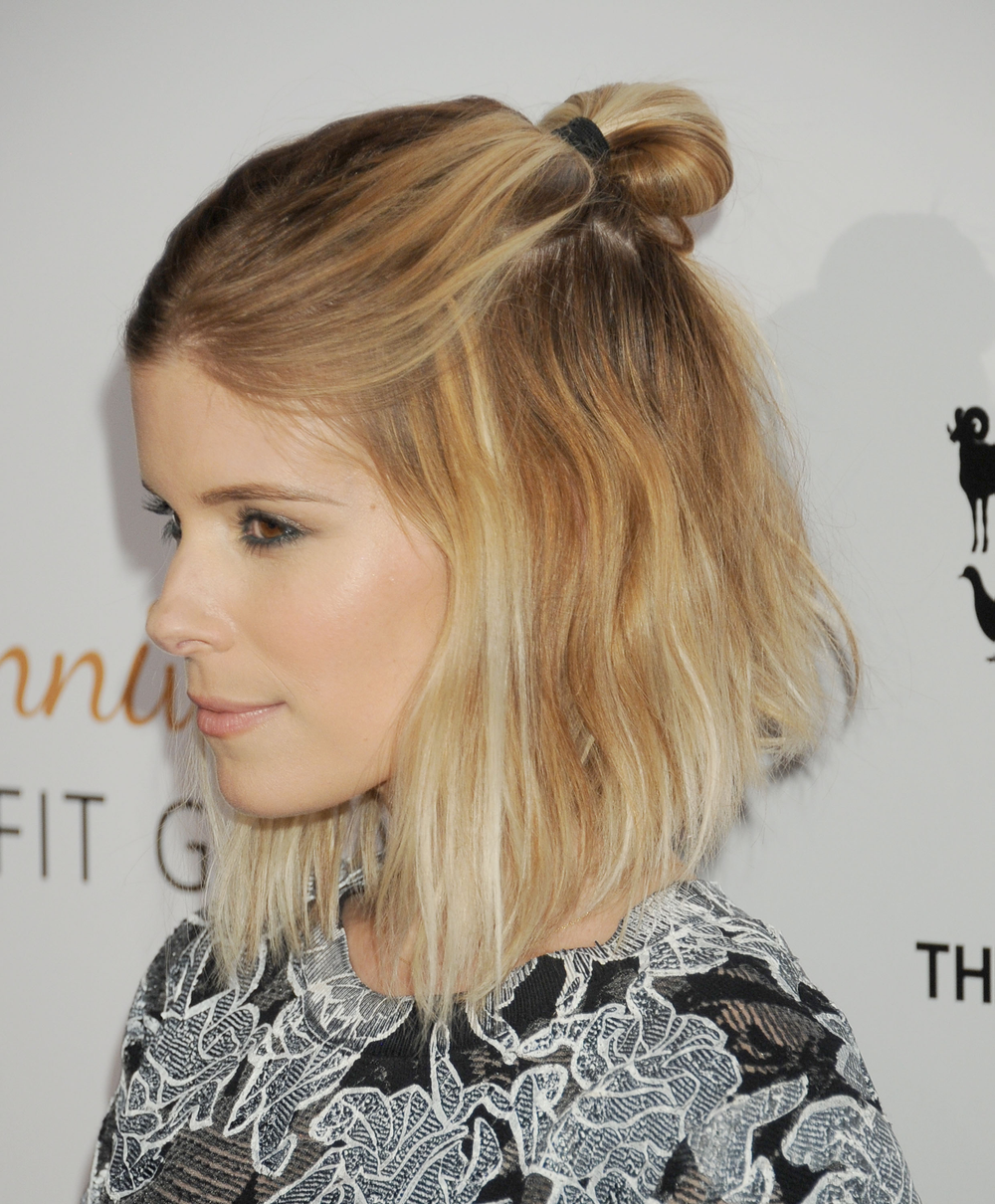 Kate Mara rocks the look at the Humane Society of the United States 60th Anniversary Benefit Gala in March 2014.