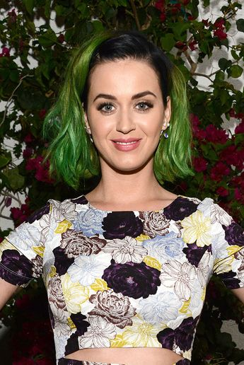 FORMULAs For the New Katy Perry and Amber Heard's Punk Color