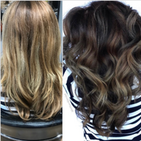 Makeover by Kelly Ries (@boldsandblended)