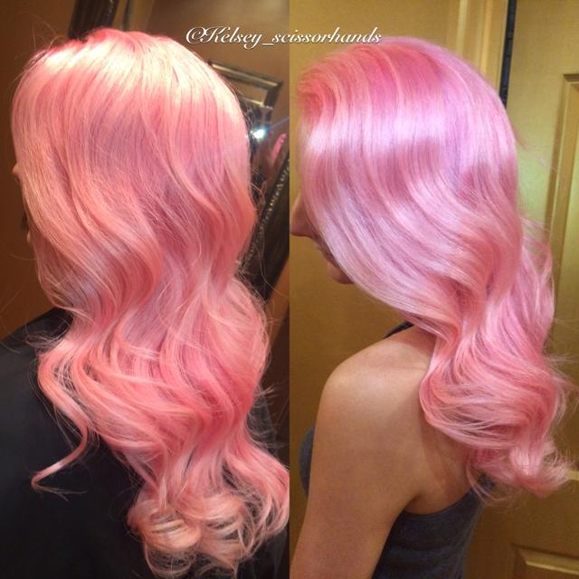FORMULA: Bubble Gum Pink