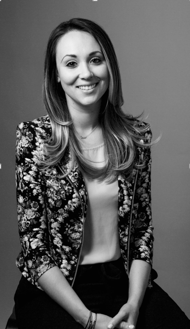 Zoe Hyams, Vice President of Marketing and Public Relations for Keratin Complex