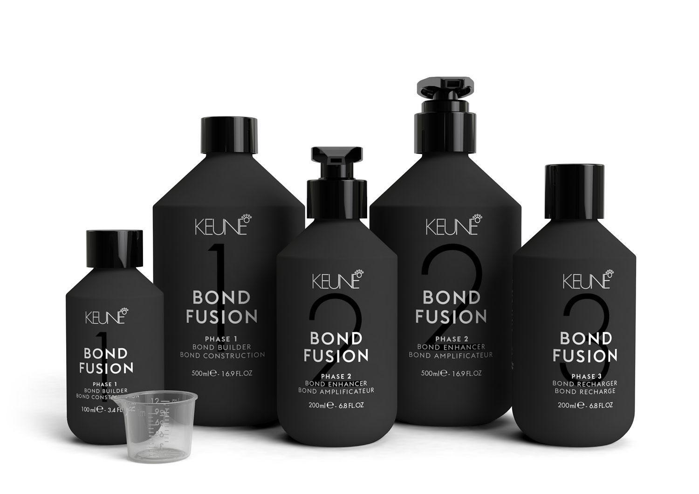 Keune's Bond Fusion Three-Phase Bond-Building System