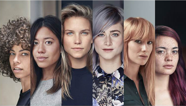 New Dawn Collection: 5 Hair Color Formulas and Techniques Inspired by Strong Women