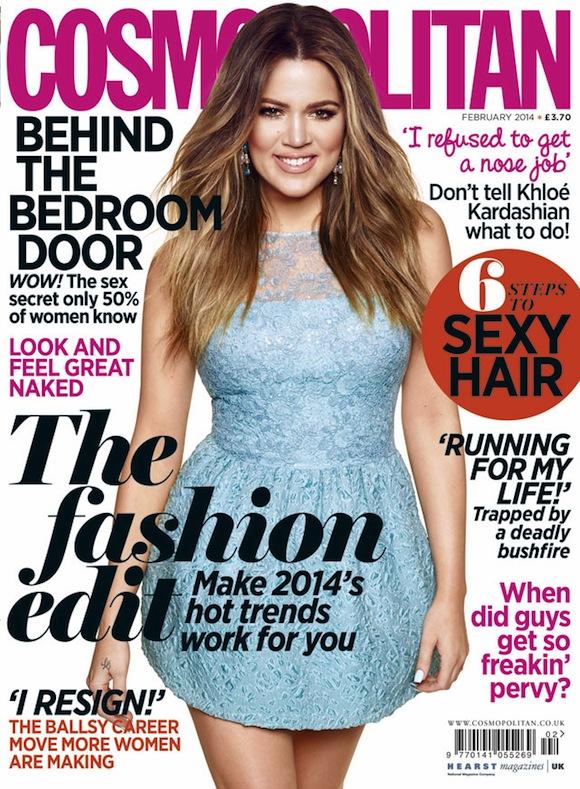 Cosmopolitan U.K., February 2014