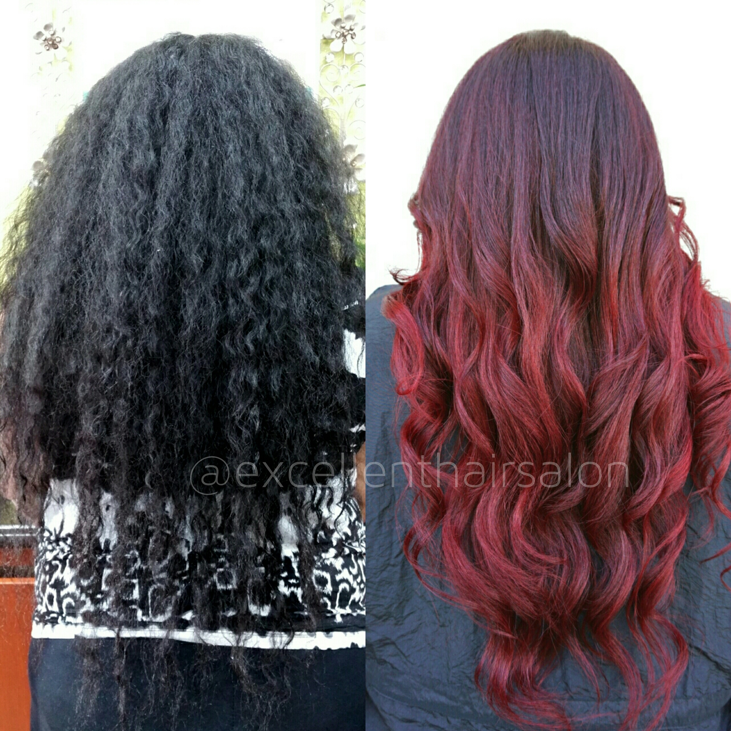 From Virgin Hair to Cherry Red
