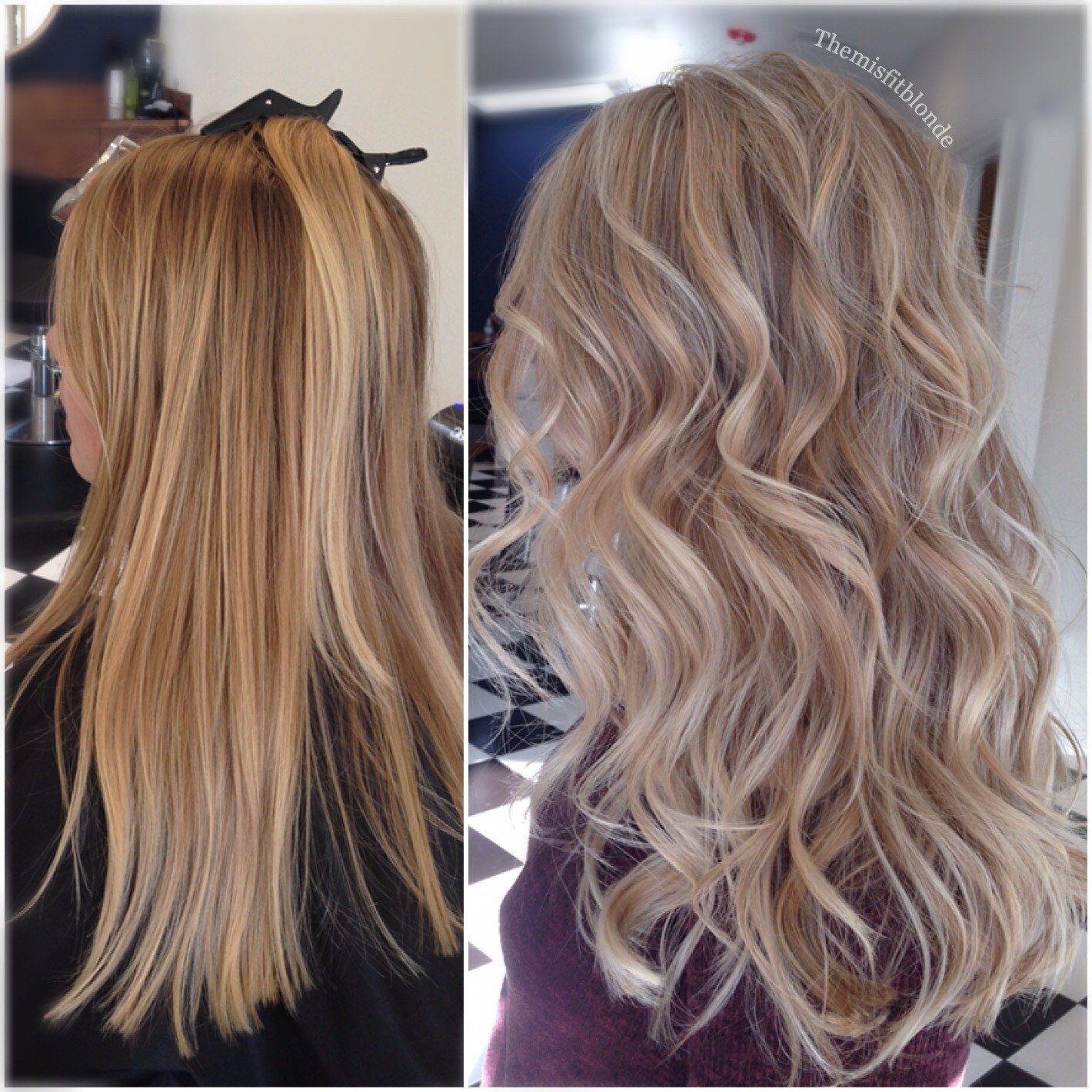 Babylights, Balayage and Toning For Blonde Perfection