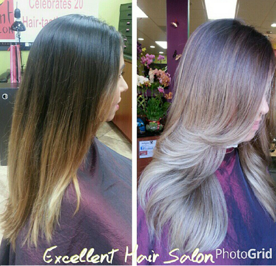 HOW TO: From Old Ombre to New Ombre